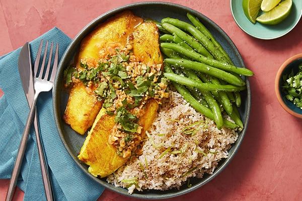 Houston Pescatarian Meals